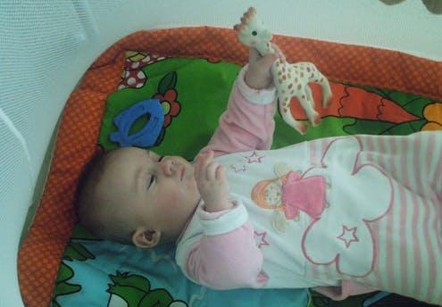 Emma, 5 mois