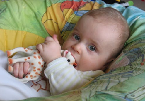 Hugo, 7 mois