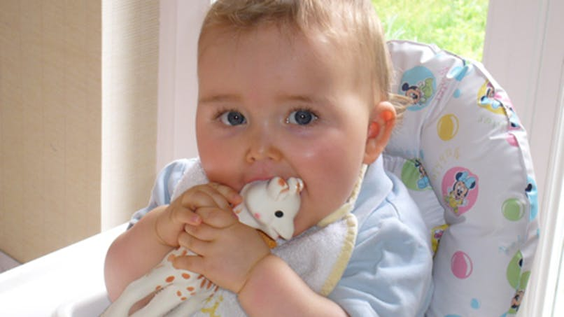 Jacques, 11 mois