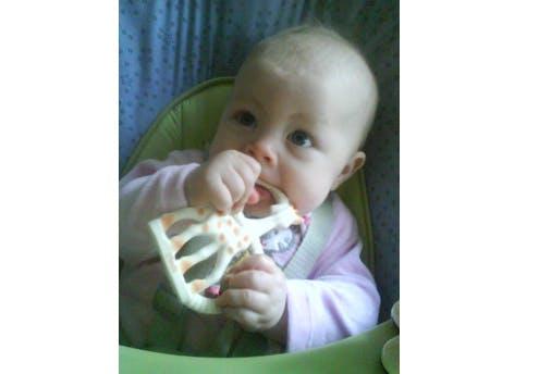 Maëlyne, 6 mois