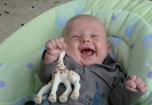 Merlin, 7 mois