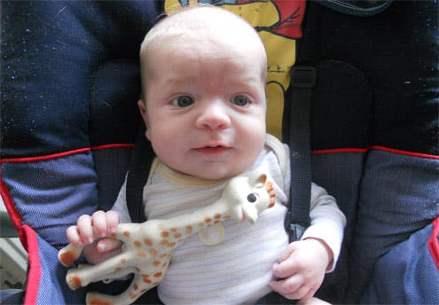 Noah, 3 mois