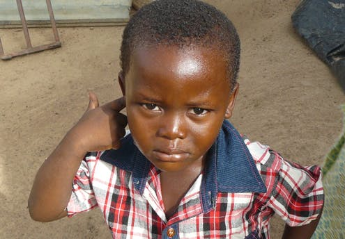 Jonathan, 3 ans