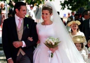 Diane et Charles-Philippe d'Orléans