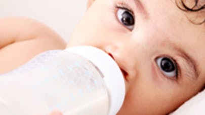 Laits dangereux pour les bébés