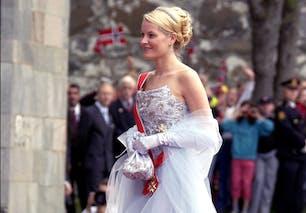 Mette-Marit et Haakon de Norvège