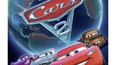 cars 2 sur PS3
