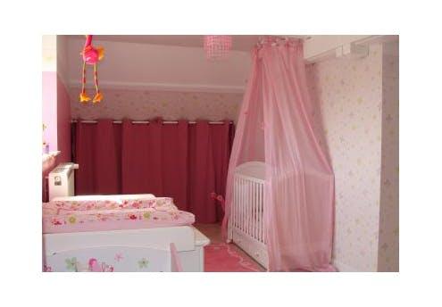 La chambre de Lily