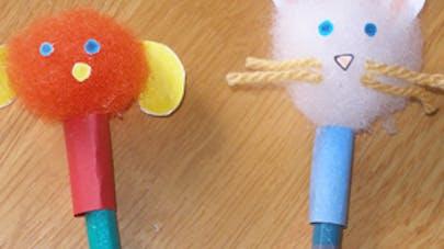Têtes à crayon