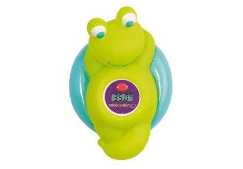 Un thermomètre de bain