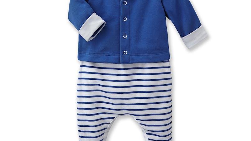Une tenue pour la sortie de la maternité