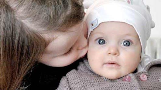 Concours Label Parents : les bisous d'enfants