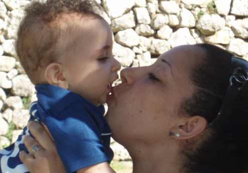 Rayan, 9 mois