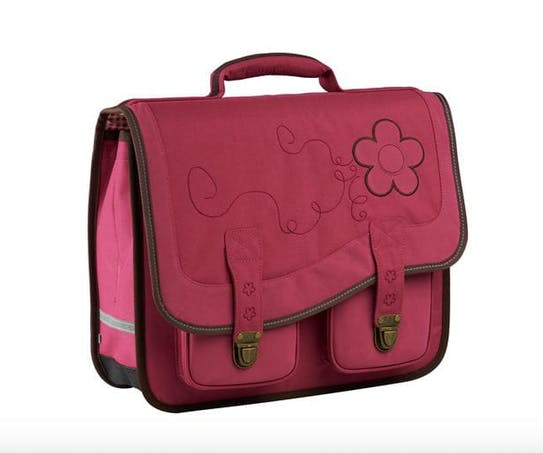 Cartable framboise