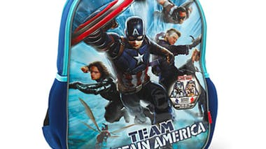Sac à dos réversible Captain America