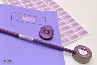 Etiquette Hello Kitty