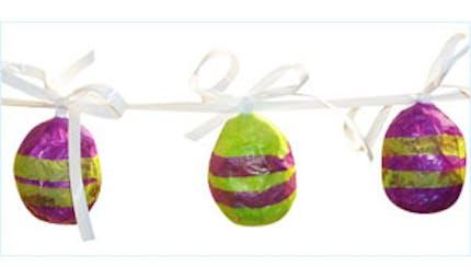 Ma guirlande de Pâques