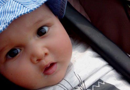 Adam (7 mois)