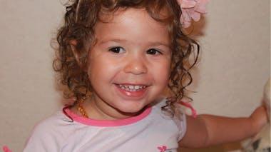 Alycia (2 ans)