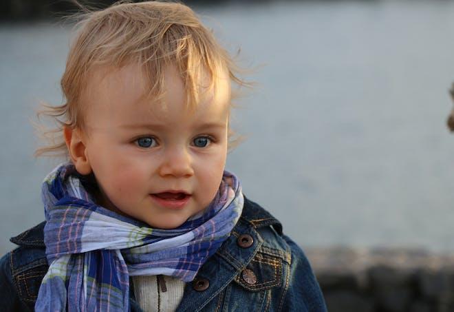 Antonin (14 mois)