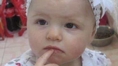 Athenaïs (14 mois)