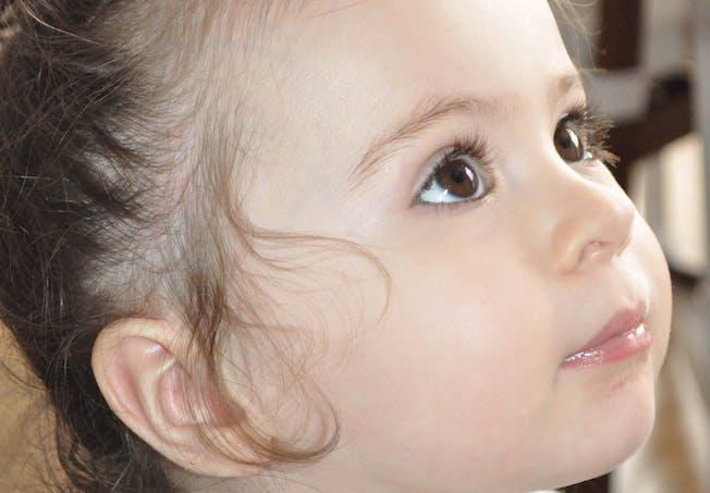 Camille (17 mois)