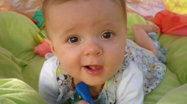 Cléa (6 mois)