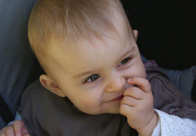Gabrielle (9 mois)