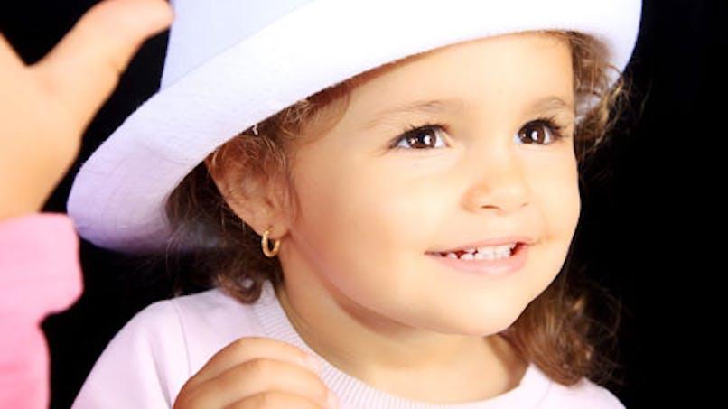 Inès (deux ans et demi)