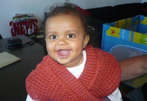 Jaëlys (8 mois)
