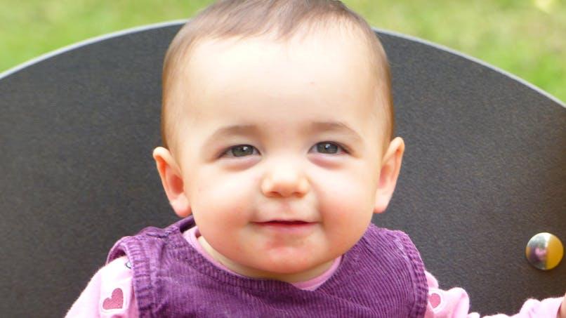 Léna (1 an)