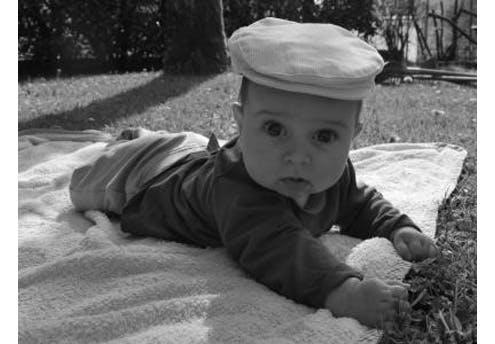 Léo (5 mois et demi) - 38500 Voiron