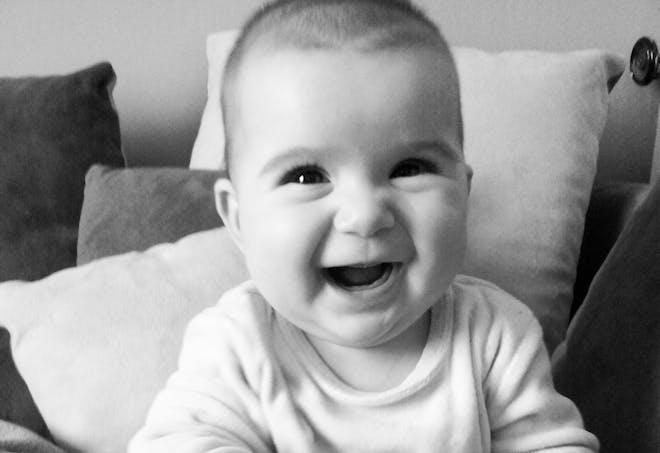 Lucile (5 mois)