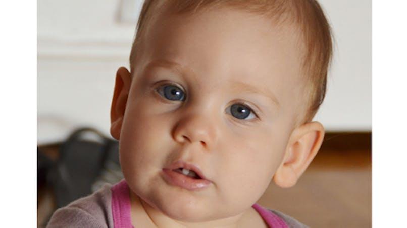 Manon (13 mois)