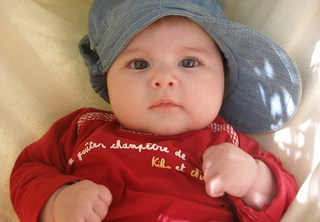 Marion (4 mois)