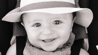 Maxence (9 mois)