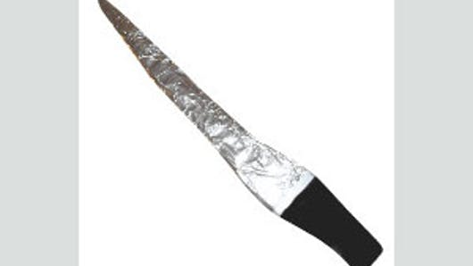 Mon épée en argent