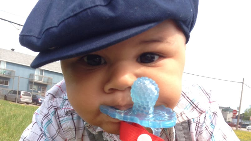 Rafaël (6 mois)