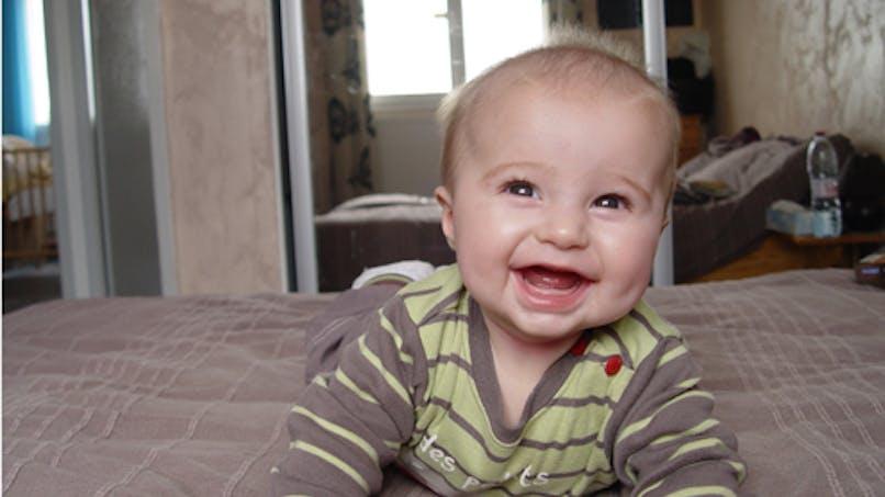 Raphaël (7 mois)