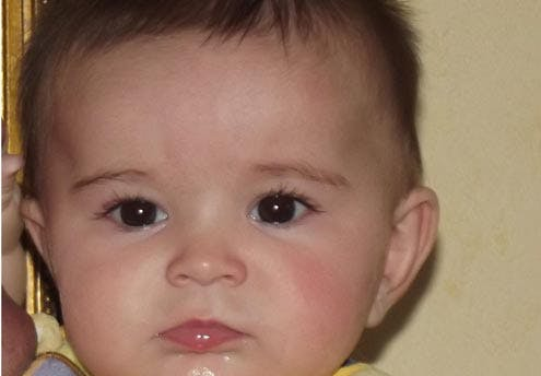 Thibaud (6 mois)