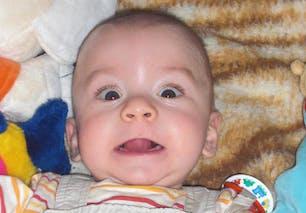Baptiste, 9 mois