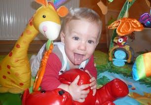 Timéo, 8 mois