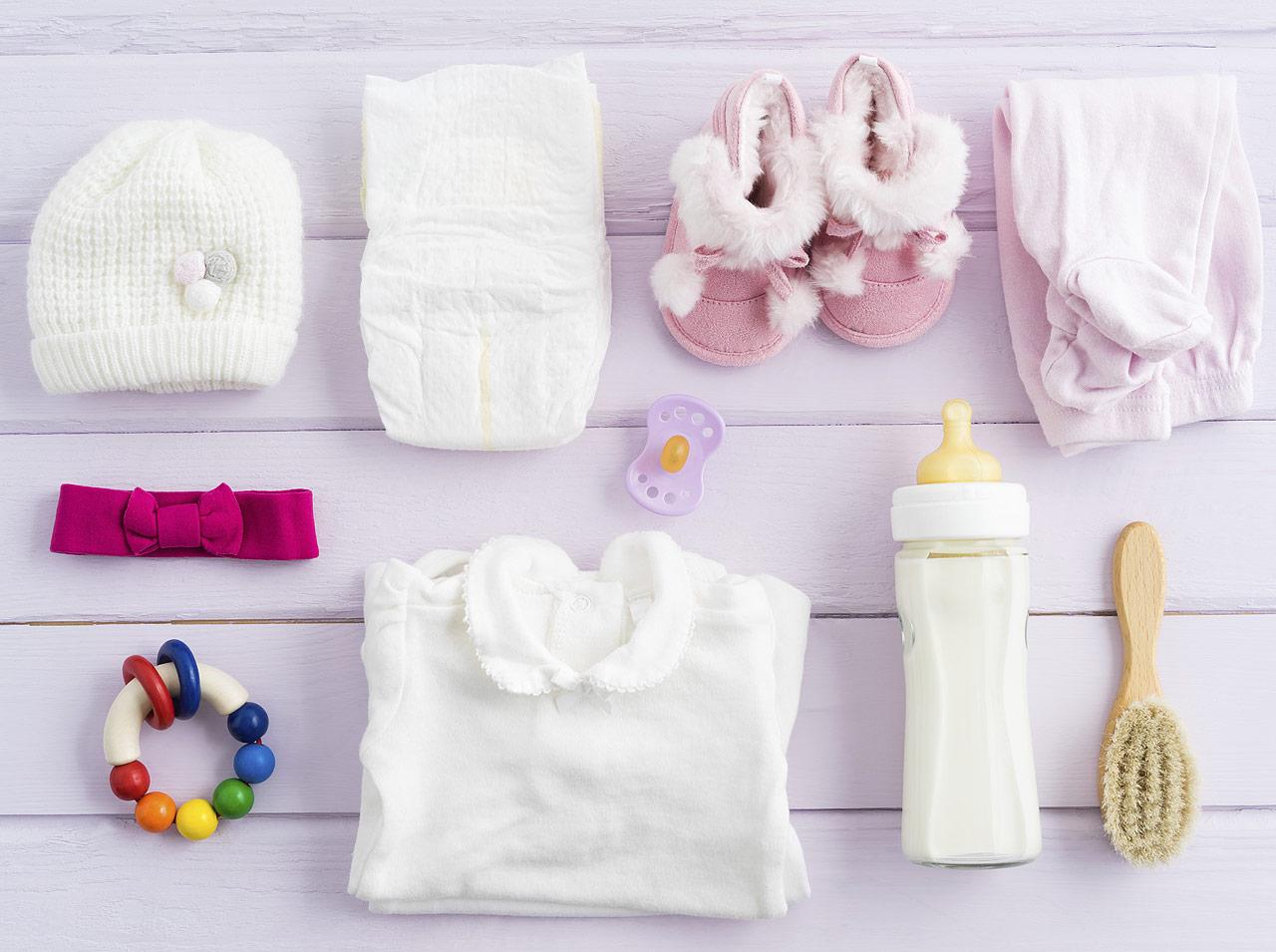 Le matériel de puériculture pour l\'arrivée de Bébé | PARENTS.fr