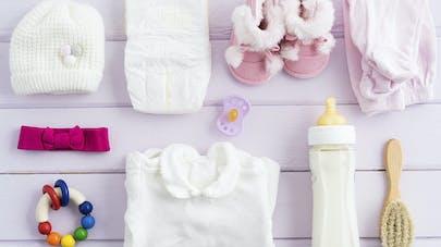 Le matériel de puériculture pour l arrivée de Bébé   PARENTS.fr d67b604232f