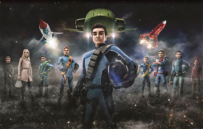 Thunderbirds, les sentinelles de l'air