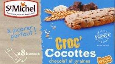 Biscuits Croc'cocotte St Michel
