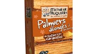 Biscuits au sucre caramélisé Michel et Augustin