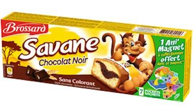 Cakes au chocolat noir Brossard