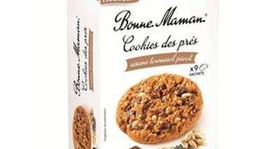 Cookies des prés Bonne Maman