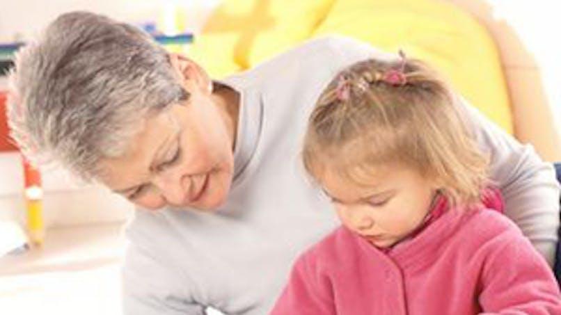 Mamie-nounou : comment gérer ?